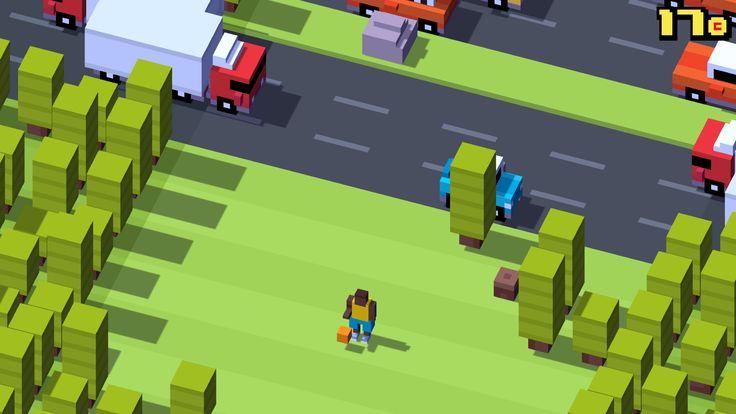 Crossy Road añade caracteres Monument Valley y otros juegos en su última actualización - http://www.actualidadiphone.com/actualizacion-crossy-road-anade-caracteres-nuevos/