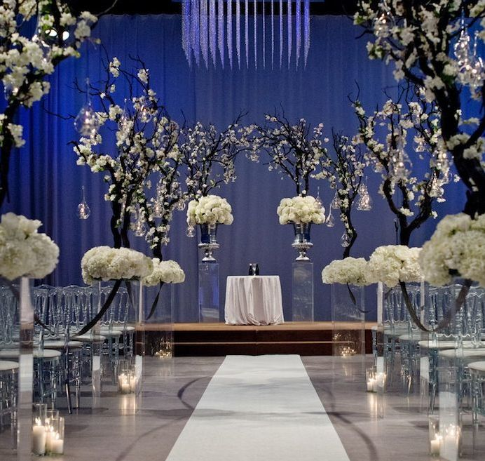 1000+ Images About Indoor Wedding Altar Ideas On Pinterest