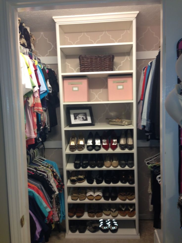 10 best images about cool diy closet system ideas for for Diy master closet ideas