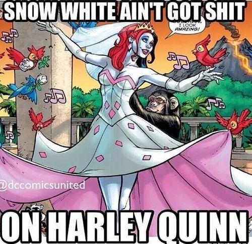 Harley's way better!