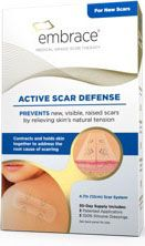 Scar Treatment and Scar Reduction With FDA-Cleared embrace®