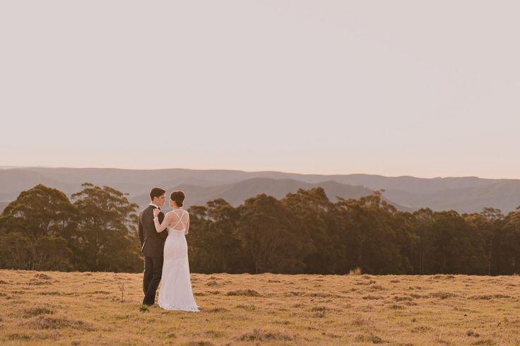 Spicers Peak Lodge Wedding of Megan and James