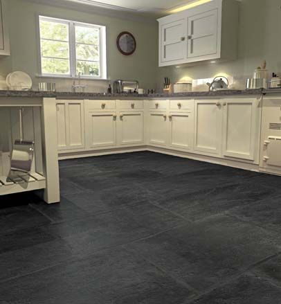17 Best Images About Black Ceramic Floor Tile On Pinterest