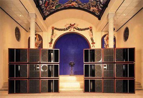 Amazing Audio: 40 Sexy Speakers & Sweet System Designs   Urbanist