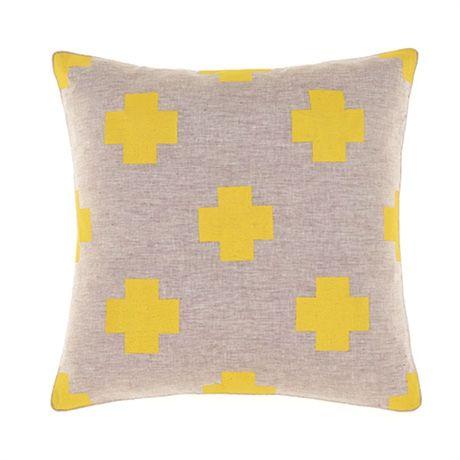 Crux Cushion 50x50cm  Daisy