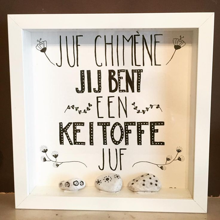 1 vind-ik-leuks, 1 reacties - Xtel Loves Art (@xtel_loves_art) op Instagram: 'Long time since I have done some handlettering but now to thank my son's teacher I made this. I…'
