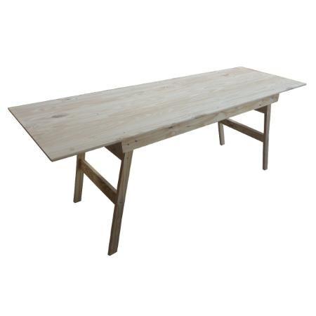 Las 25 mejores ideas sobre mesas plegables de madera en for Mesa plegable quincho
