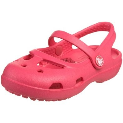 #10: Crocs Shayna Mary Jane Clog (Toddler/Little Kid).