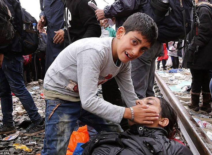 Syrian refuges !
