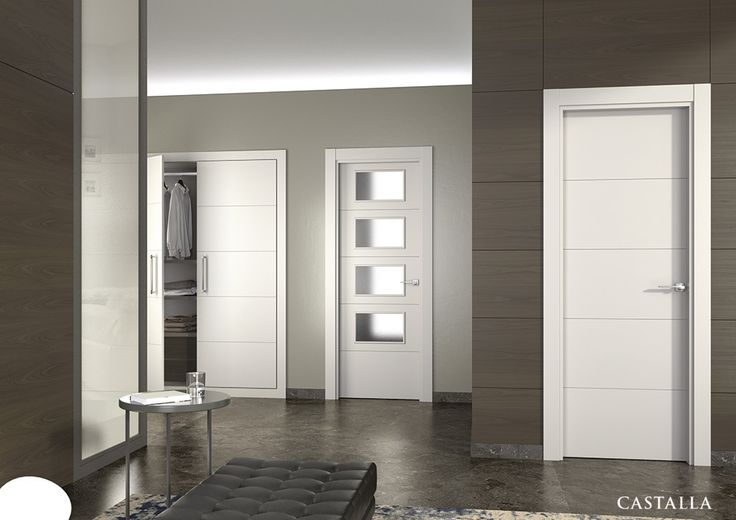 51 best puertas blancas puertas de interior images on - Puertas interior blancas baratas ...