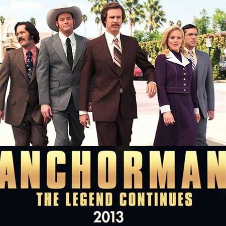 Anchorman 2: The Legend Continues (2013) - Full Cast ...