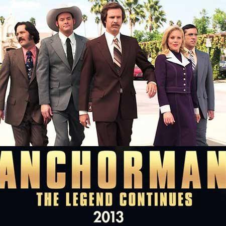 Anchorman 2: The Legend Continues (2013) - Full Cast ...