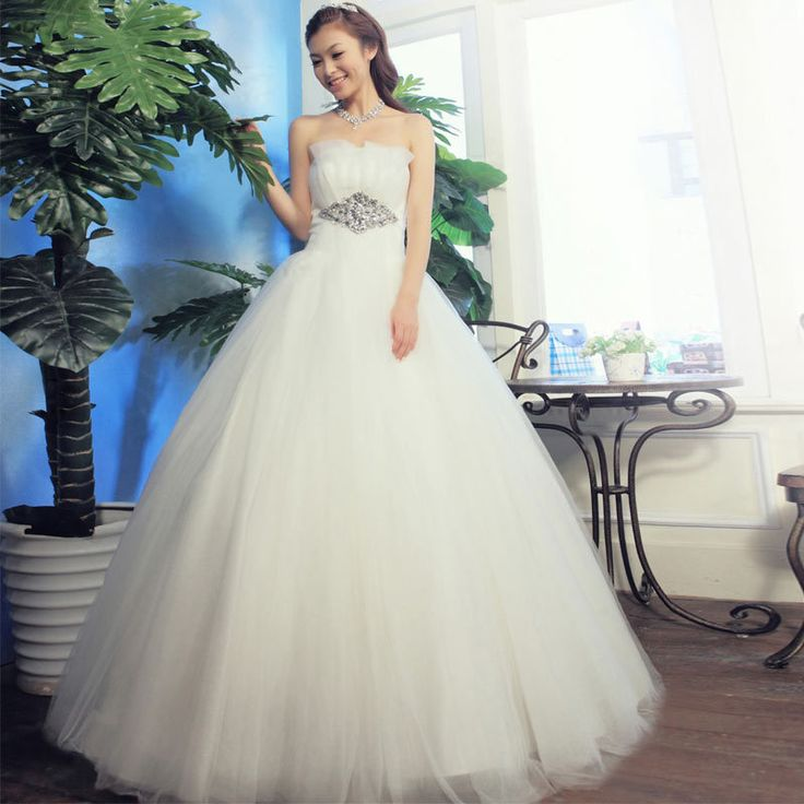 Aliexpress.com : Buy 2013 New Arrival  Sweet Princess Ball Gown wedding dress from Reliable dres ...