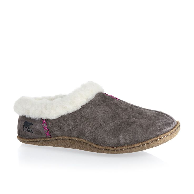 Sorel Nakiska Slippers - Shale | Free UK Delivery on All Orders