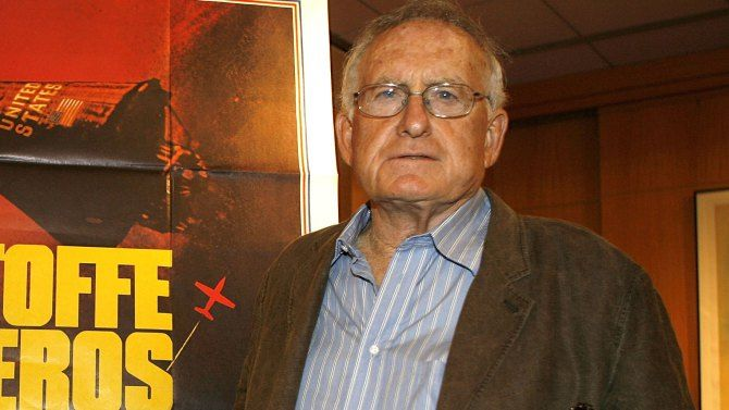 Robert Chartoff; Producer, Rocky, Raging Bull