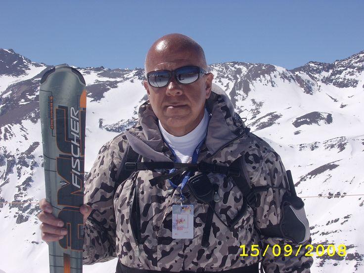 Disfrutando Valle Nevado
