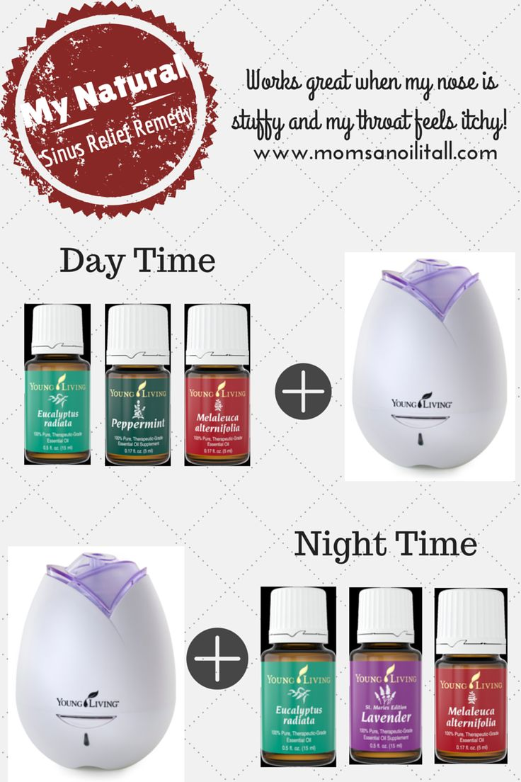 My Natural Sinus Relief Remedy. To buy Young Living essential oils visit www.momsanoilitall.com/order-oils