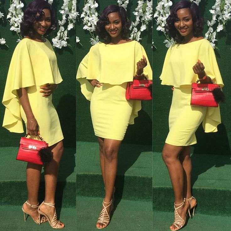 Stacks of Style! These Wedding Guests Fabulous Looks Have got Your Covered - Wedding Digest Naija
