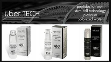 Door de aanwezigheid van testosteron is de mannenhuid vatbaarder voor trans epidermaal waterverlies. (= dehydratatie)  Daarom ontwikkelde 4VOO een peptide dat de schadelijke effecten van testosteron op de huid krachtig bestrijdt. De über Tech-producten van 4VOO bevatten peptiden die exclusief op de mannenhuid werken!  http://www.cosmentis.com/producten/verzorgen/4VOO_uber_tech_instant_lift_serum.html