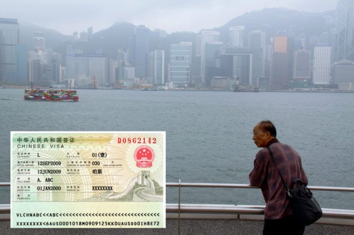 How To Get A Chinese Visa In Hong Kong Travel Nursing Companies