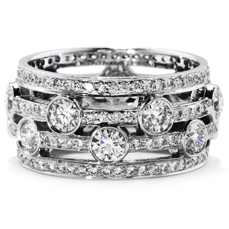 I Love Hearts On Fire Diamonds The Joy Right Hand Ring From