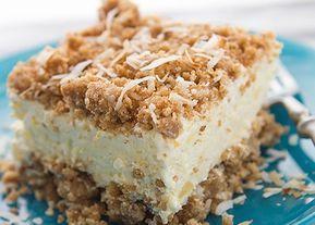 La Sbriciolata Fredda è una torta buonissima e freschissima. La ricetta non prevede l'uso del forno e bastano pochi semplici ingredienti per ottenere un risultato sorprendente. Segui la ricetta!