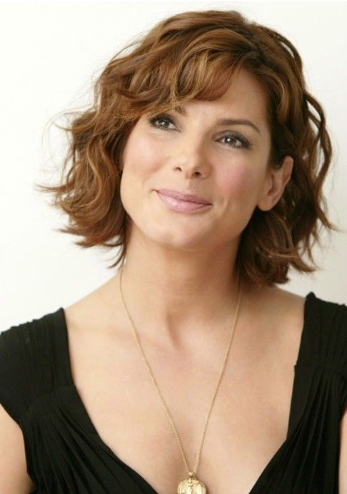 Resultado de imagen para haircut brown short curly