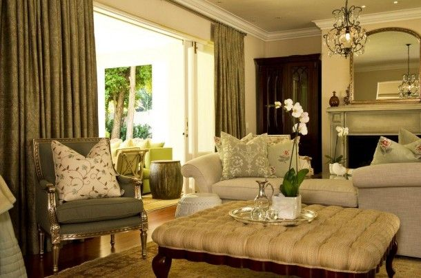 Formal Lounge Decor Design