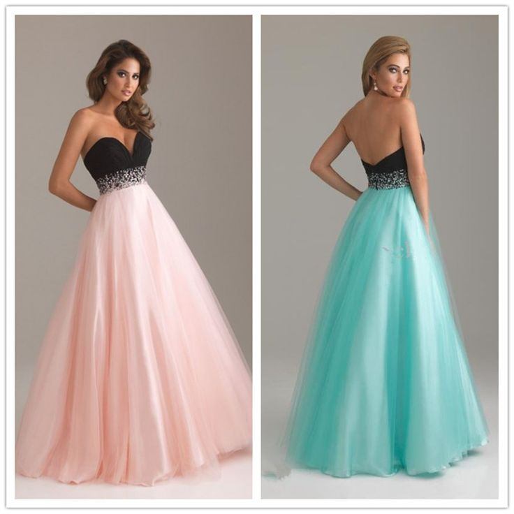 tutu strapless pink blue chiffon sequins wedding party bridesmaid sexy gown club wear formal dress rode pleated maxi