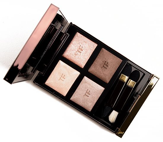 tom ford nude dip eye color quad review photos swatches. Black Bedroom Furniture Sets. Home Design Ideas