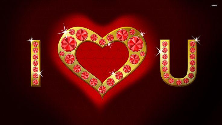 8d9ec21cf96e0130a169b4582fc0ff79 ruby wallpaper diamond wallpaper - New Wallpaper of i love you written by blood -
