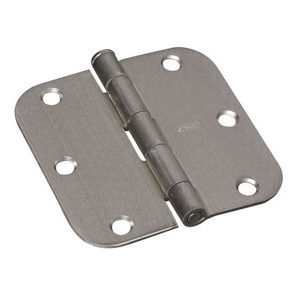 Shop Stanley Hardware Stanley-National Hardware 3.5-in Satin Nickel 5/8-in Radius Interior Concealed Door Hinge at Lowe's Canada. Find our selection of door hinges at the lowest price guaranteed with price match + 10% off.