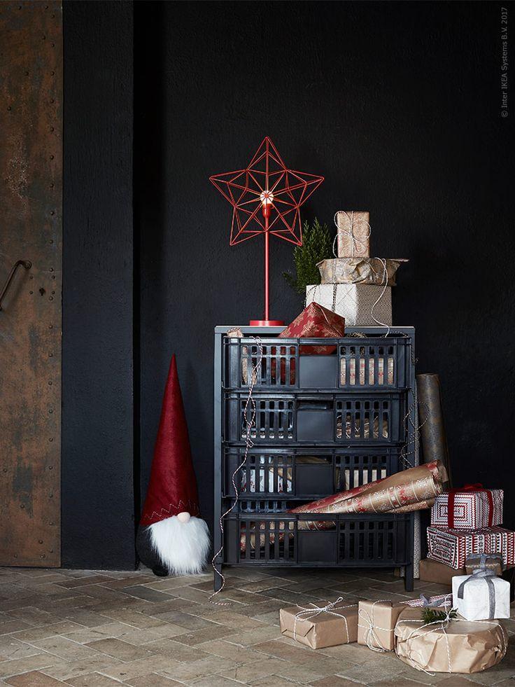 Yule style!! Noel Christmas!! GNOME for HOME for Winter and Christmas!! IKEA Livet Hemma – inredning och inspiration för hemmet