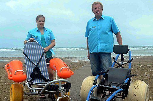 Jessica Roulleau et Gilles Vérillaud s'attachent à respecter l'esprit des Ayguades : rendre les vacances accessibles au plus grand nombre.