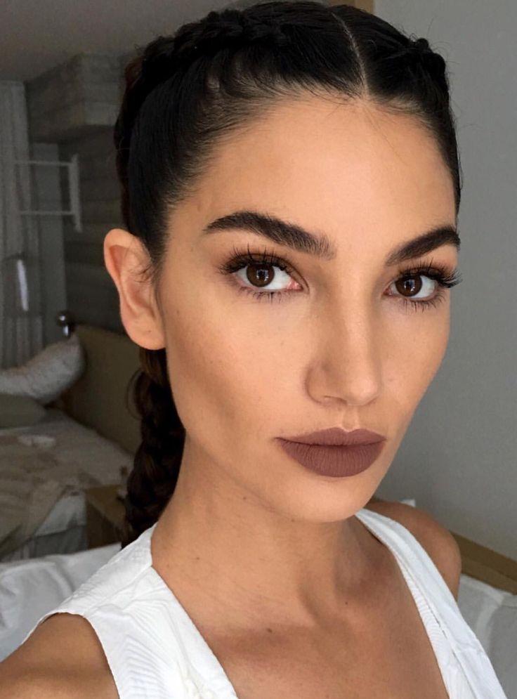 ♛ pinterest: @Princesslivy16 ♛ Eyebrow Makeup T