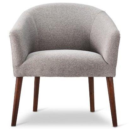 Threshold™ Barrel Chair - Gray