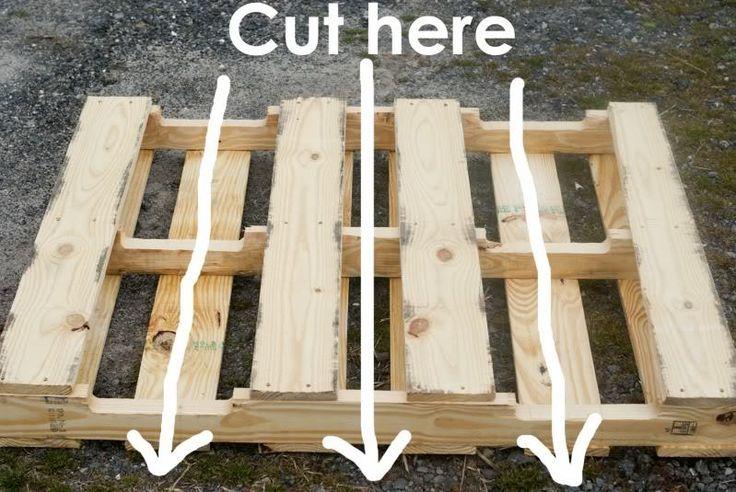 Diy Pallet Wine Rack Plans - WoodWorking Projects & Plans