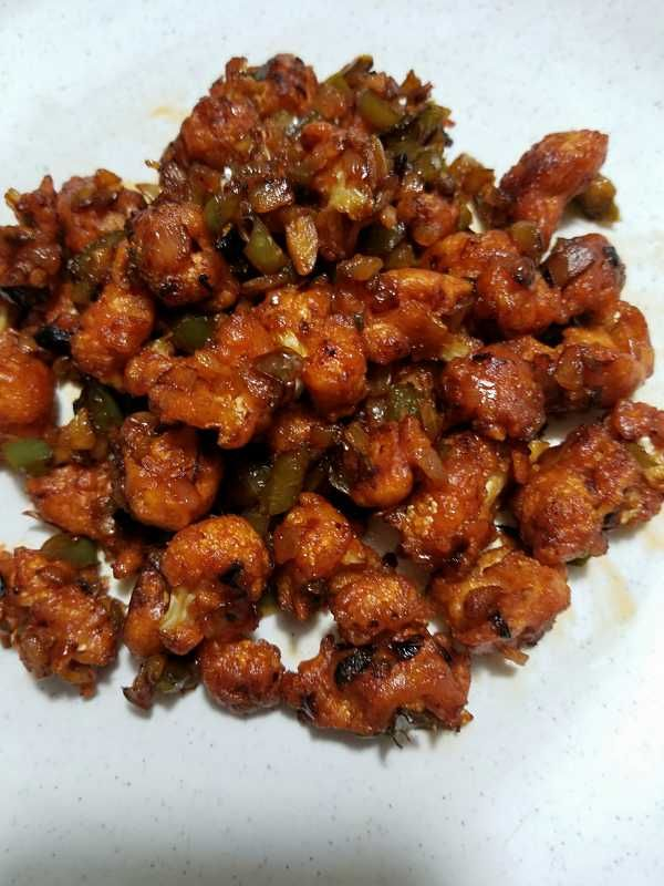Dry Gobi Manchurian Recipe https://www.chakriskitchen.com/snacks-recipes/dry-gobi-manchurian-recipe/?utm_campaign=crowdfire&utm_content=crowdfire&utm_medium=social&utm_source=pinterest