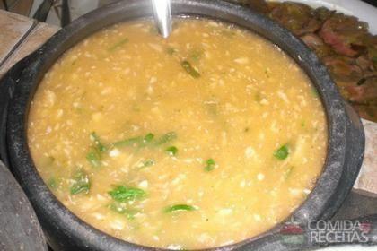 Receita de Pirão de peixe tradicional em receitas de peixes, veja essa e outras receitas aqui!