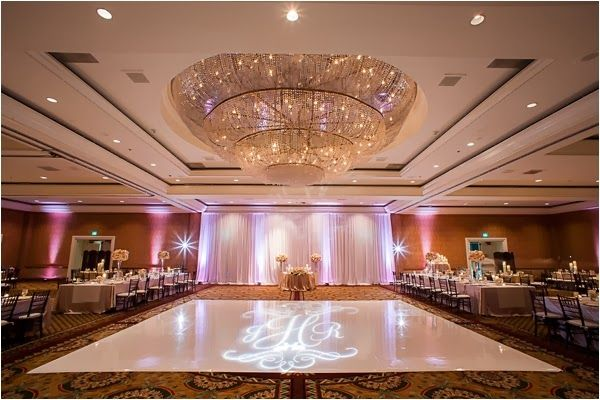 Elegant Ballroom Wedding At The Fairmont Luxury Resort In