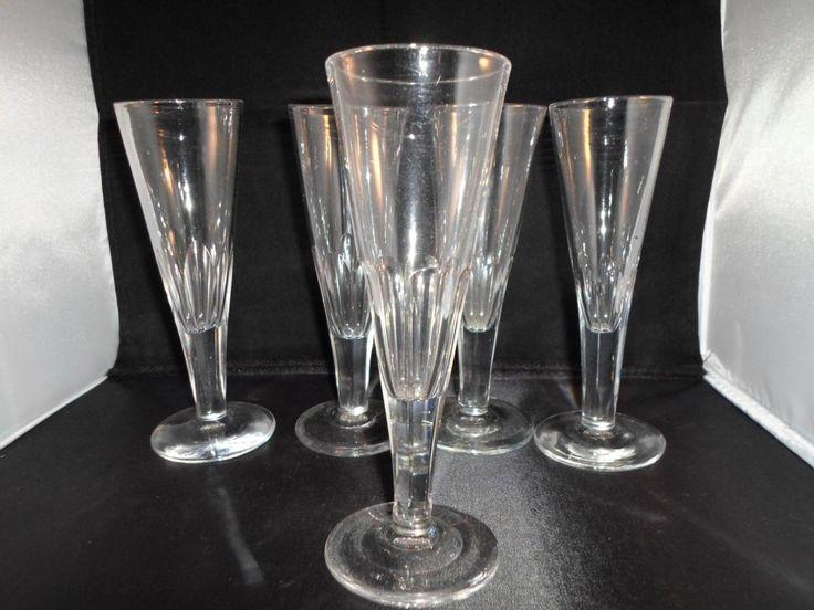 Flute Directoire Cristal XIXème, Catherine Daveau-Bitton, Proantic