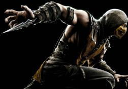 MORTAL KOMBAT X fighting fantasy warrior action  wallpaper