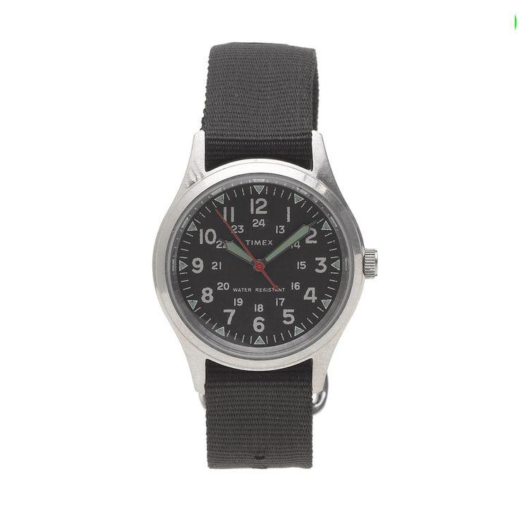 Timex Military Watch || J.Crew