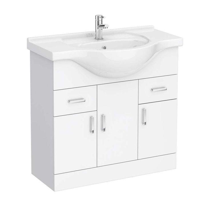 Bathroom Vanity Units B Q: 1000+ Ideas About Vanity Units On Pinterest