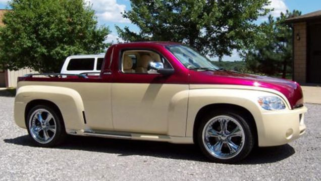 Image Result For Chevy Hhr Truck Chevy Hhr Chevy Chevy Ssr