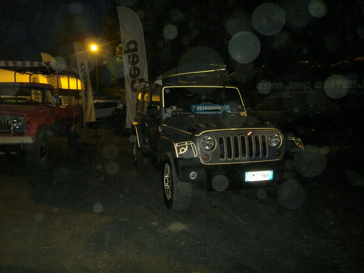 """jeepers meeting 2015 jeep wrangler in """"jeans"""""""
