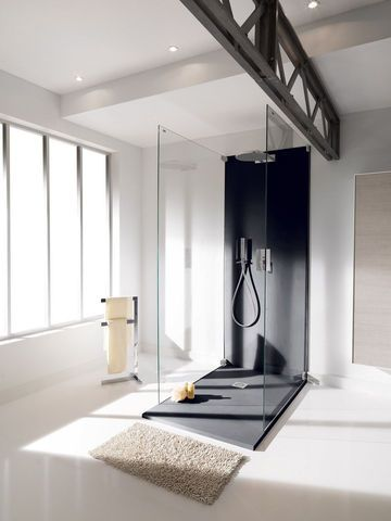 Idéo bain 2013 : nouveautés pour la salle de bains, douche à l'italienne, meuble de salle de bains... - CôtéMaison.fr