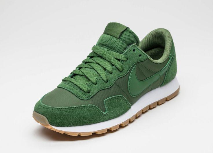 Nike Air Pegasus 83 (Forest Green / Forest Green - Treeline - White)