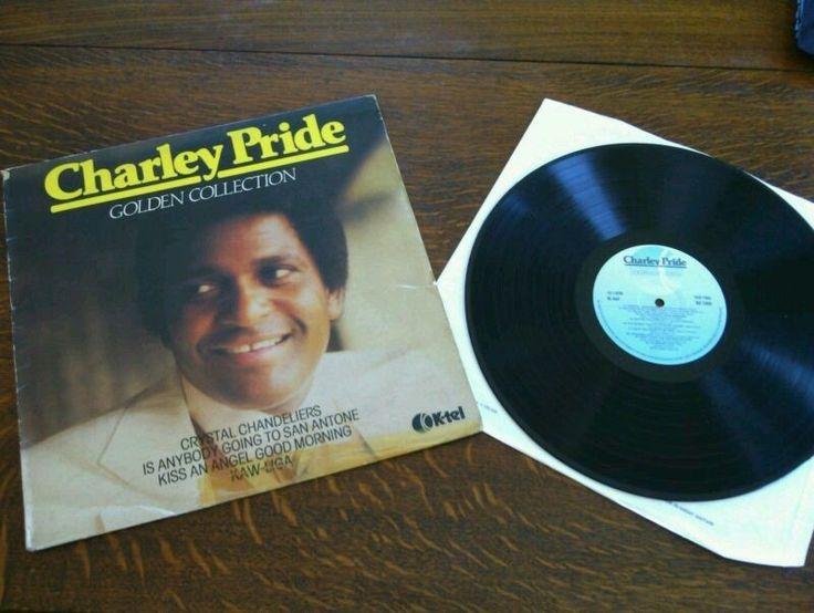 Pride Charley Crystal Chandeliers Cd Cover Art Vinyl S Album And