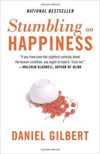 Stumbling on Happiness: Daniel Gilbert: 9781400077427: Amazon.com: Books